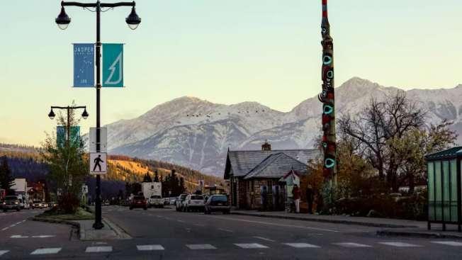 Jasper, Alta